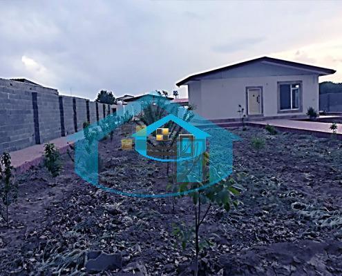 خانه باغ کوچک