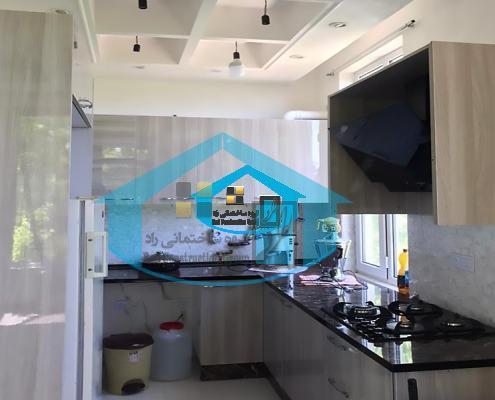 آشپزخانه خانه باغ