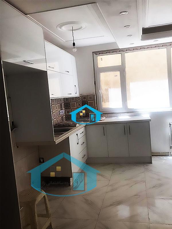 بازسازی کابینت آپارتمان