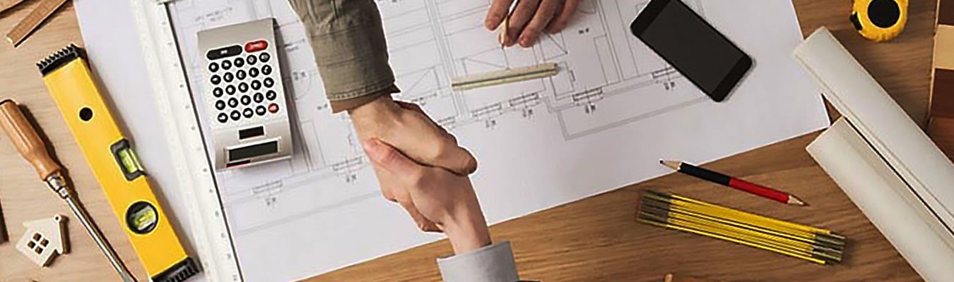 مشارکت در ساخت خانه